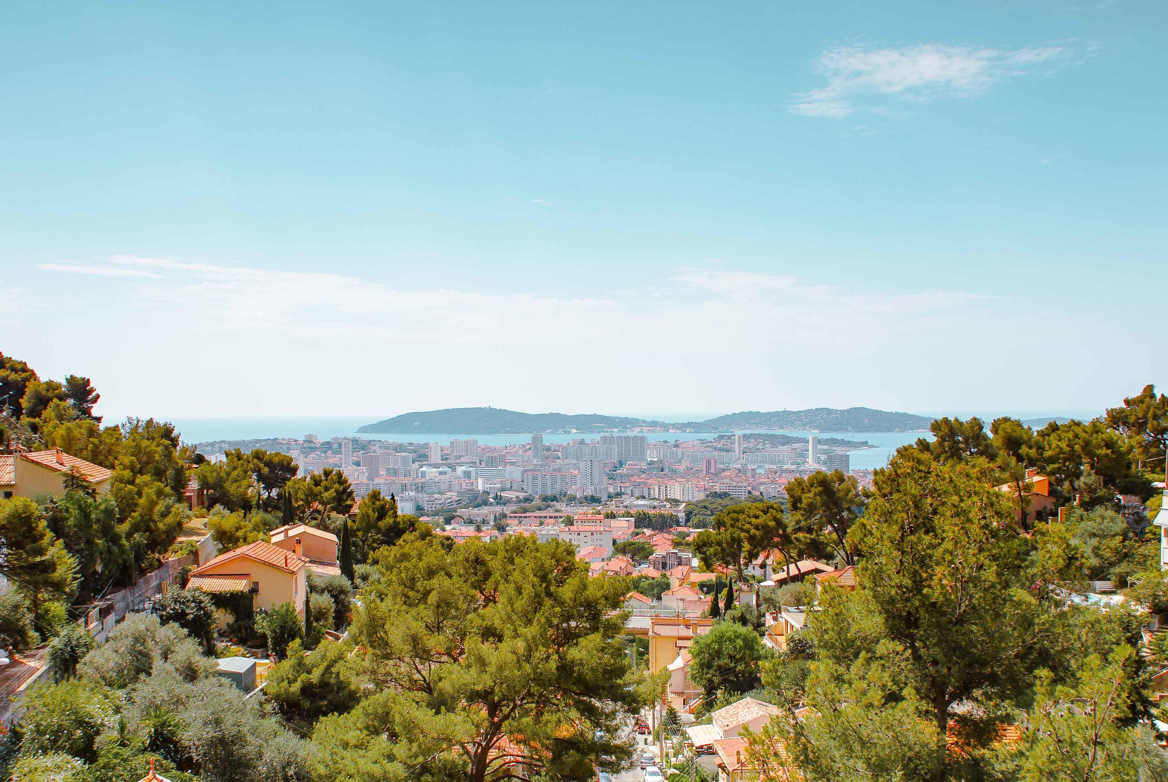 Because Toulon