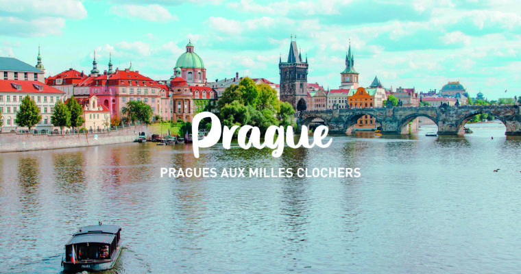Prague aux milles clochers
