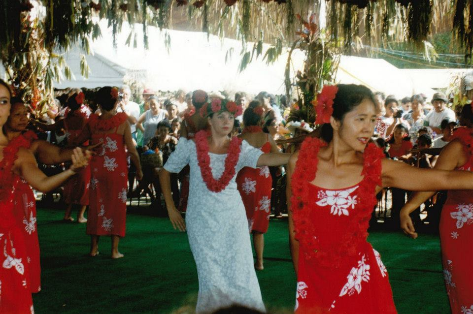 tahiti la danse mon corps et moi