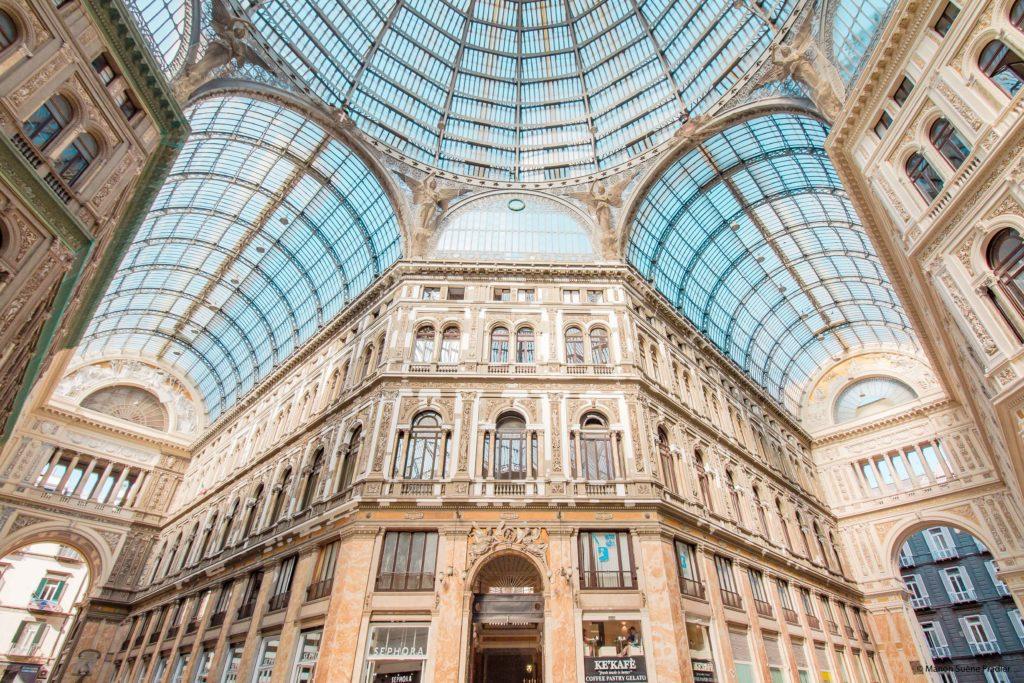 galerie Umberto I naples