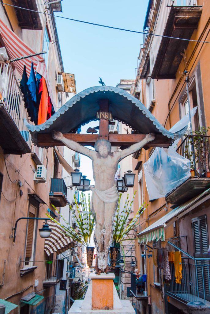 naples quartier espagnol spagnoli