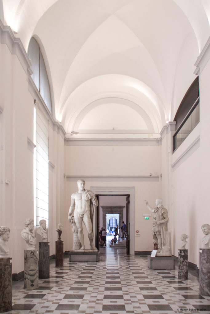 Museum Archaeology Naples