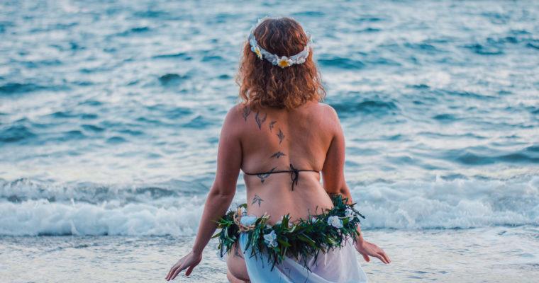 Tahiti, mon corps, la danse et moi