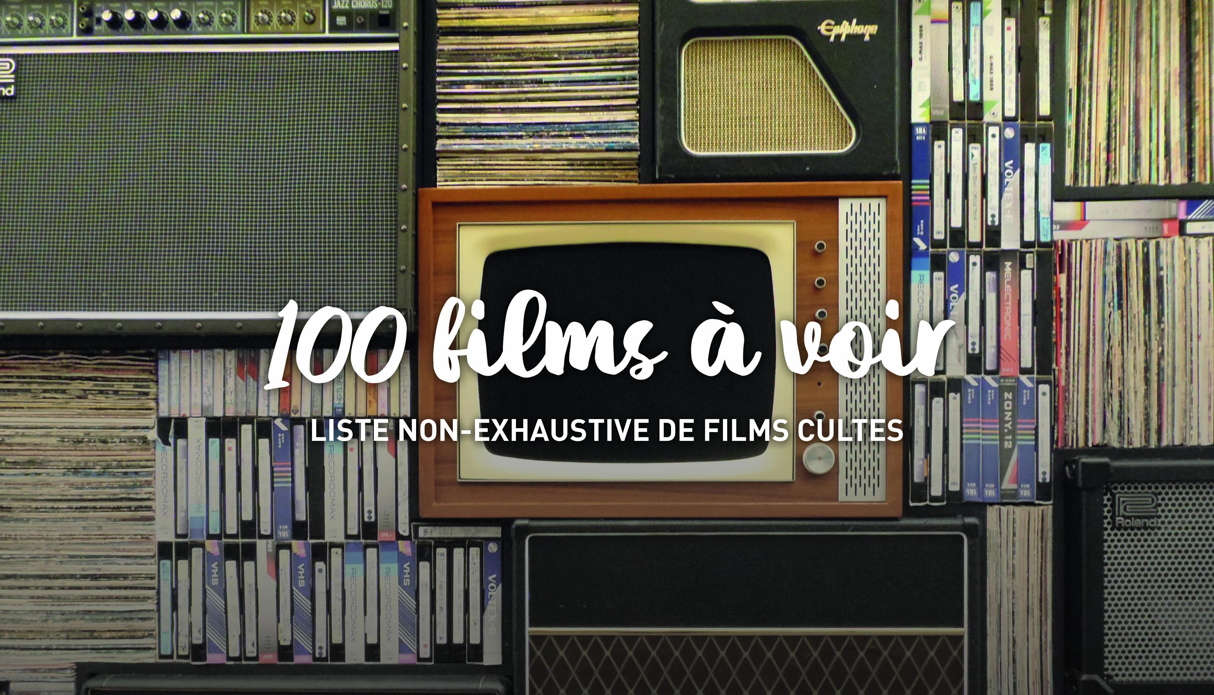 100 films à voir